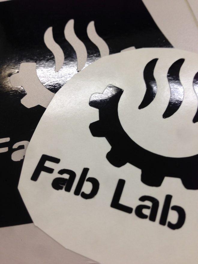 FabLab Oitaロゴ